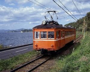 一畑電車・デハニ50形式