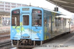 錦川鉄道NT3001せせらぎ号