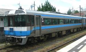 キハ185系(JR四国)